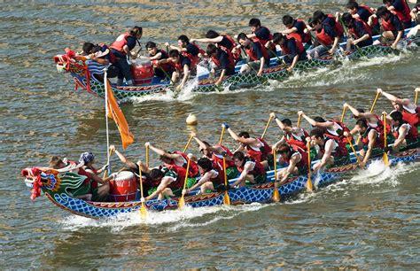 Dragon Boat Festival 2018 Bradford by مهرجان قوارب التنين يكلف الصينيين أكثر من 4 ملايين دولار