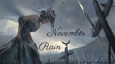 November Rain- Guns 'n' Roses (sub.español)
