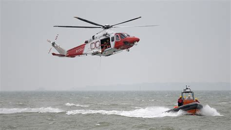 Blow Up The Boat by 20 Rescued From The Channel After Blow Up Boat Starts