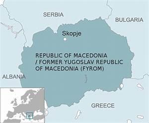Opinions on macedonia naming dispute