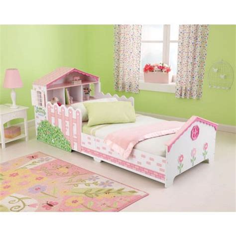 buy kidkraft dollhouse toddler bed from our toddler beds