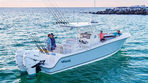Mako Offshore Boats For Sale by Mako Boats 334 Cc Bluewater Family Edition Offshore