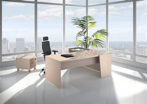 bureau direction b select coloris bois c 232 dre et table de r 233 union mobilier de bureau bordeaux 33