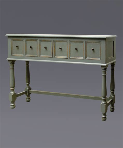 narrow antique console table with drawers furniture narrow antique console