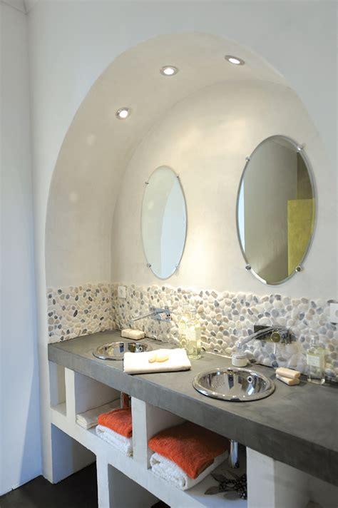 salle de bain r 233 novation utilisant feuille 192 carreaux deco salle de bain design