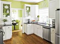 pictures of white kitchens DIY Painting Kitchen Cabinets White - Home Furniture Design