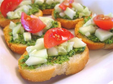 canapes recipe www pixshark images galleries with a bite