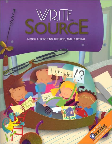 Write Source Student Book Grade 1 2009 Ed (037728) Details  Rainbow Resource Center, Inc