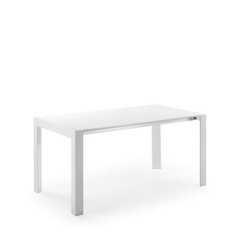 stunning table a manger blanche laque contemporary amazing house ideas waterdamageta us