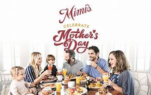 Mimi's® Celebrates Mother's Day With A Special 3-Course Menu