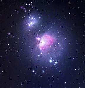 Astrophotography Blog: M42 Orion Nebula using iOptron ...