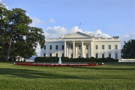 Das Weiße Haus  Amtssitz Und Präsidentenresidenz