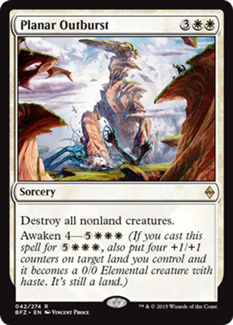 battle for zendikar cards magic the gathering