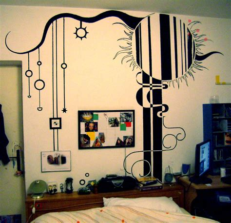 a painting on the wall wip 2 by pomadora on deviantart