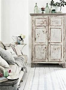 Shabby And Chic : 23 shabby chic living room design ideas page 2 of 5 ~ Markanthonyermac.com Haus und Dekorationen