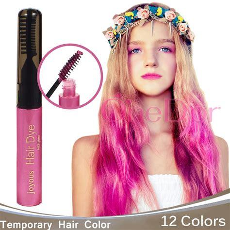 Professional Temporary Hair Color Hair Dye Highlights