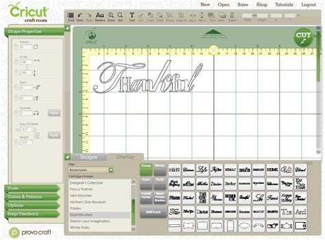 Cricut Craft Room And Linking Your Cartridges Mixology