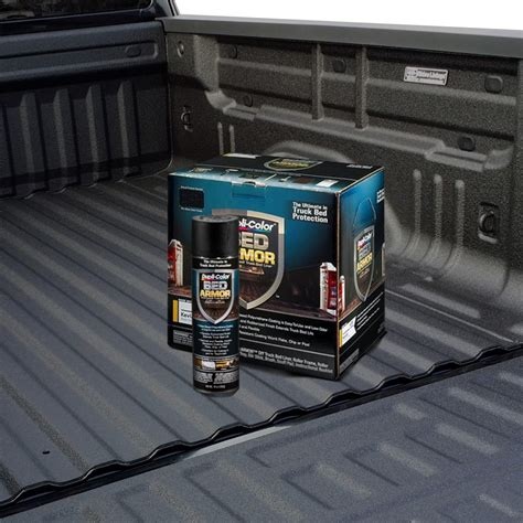 Duplicolor Bed Armor by Dupli Color 174 Bed Armor Truck Bed Liner With Kevlar