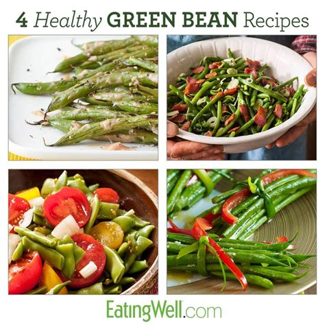 Fresh Recipes For Green Bean Side Dishes And Green Bean