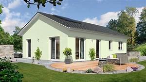 Grundriss Bungalow 100 Qm : der bungalow 100 ihr massivhaus von town country haus ~ Markanthonyermac.com Haus und Dekorationen