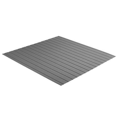 flexco rubber flooring vinyl flooring 187 warning tile adwt