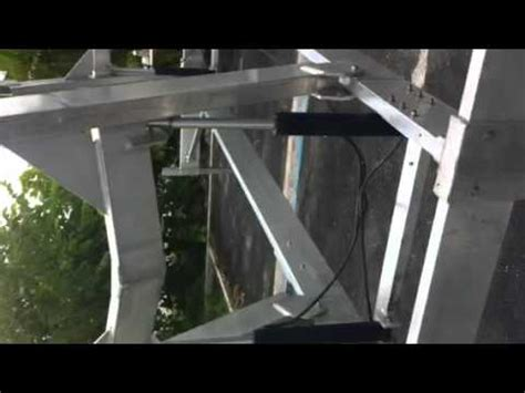 Sunstream Boat Lift Youtube by Sunlift Boat Lift Youtube