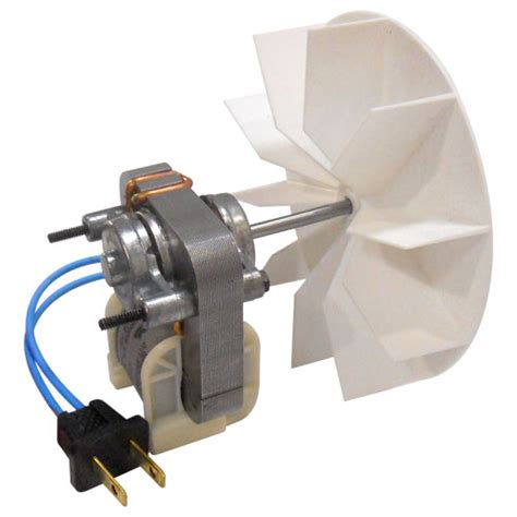 broan nutone bath ventilator motor blower wheel