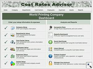 Cost Accounting Consulting for the printing and packaging ...