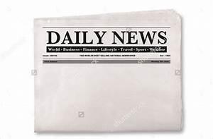 Blank Newspaper Template – 20+ Free Word, PDF, Indesign ...