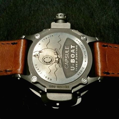 U Boat Watch Limited Edition by U Boat Limited Edition Watches