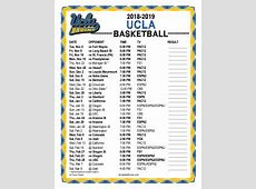 20182019 College Basketball Schedules 2