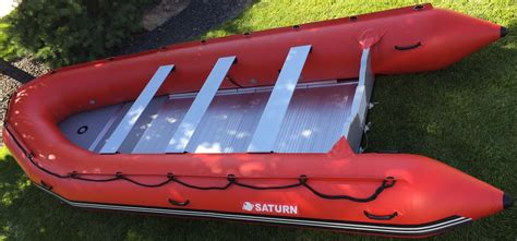 16 Inflatable Boat by 16 Saturn Inflatable Boat Fire Rescue Boat Dinghy With