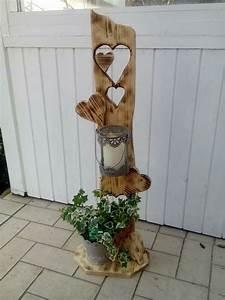 Holz Dekoration Modern : holzlatten basteln 14 coole ideen zum selbermachen f r den garten diy bastelideen stelen ~ Markanthonyermac.com Haus und Dekorationen