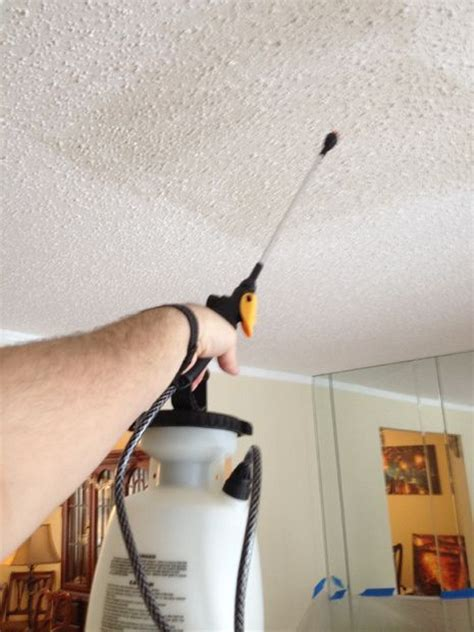 removing popcorn ceilings crafts for the home
