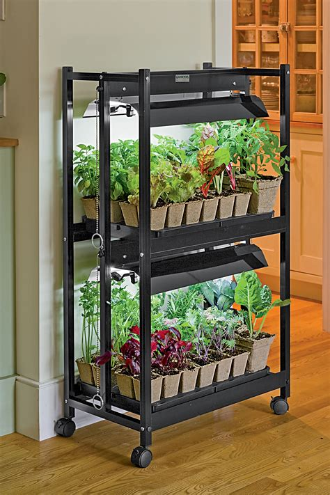 Indoor Garden Lighting System indoor vegetable gardening on indoor gardening