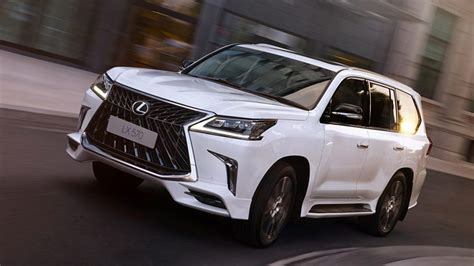 New 2019 Lexus Lx 570 Overview And Price  New 2018, 2019