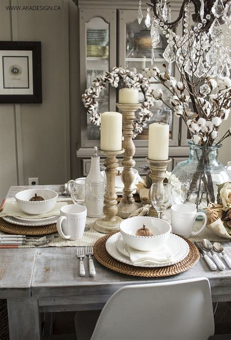 1000 ideas about dining table decorations on dining room table decor tablescapes