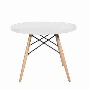 Tisch Eames Style : table eames coffee style plastique meubles design tables basse ~ Markanthonyermac.com Haus und Dekorationen