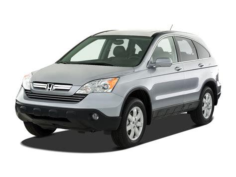2007 Honda Cr-v Reviews And Rating