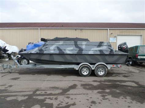 Used Duck Hunting Boats For Sale In Michigan by Duck New And Used Boats For Sale In Michigan