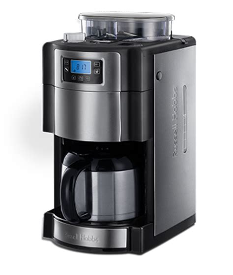 Russell Hobbs 21430 56 Cafetière Buckingham Semi Automatique Isotherme