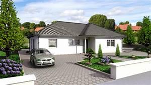 Fertighaus Kosten Schlüsselfertig : glass furniture massivhaus bungalow ~ Markanthonyermac.com Haus und Dekorationen