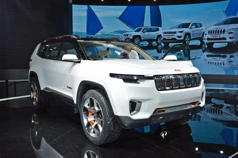 2019 Jeep Yuntu Review, Concept, Release Date, Specs And