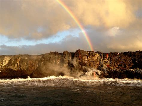 Private Lava Boat Tours Hawaii by Lava Boat Tours Big Island Lava Tours Hawaii Volcano Tours