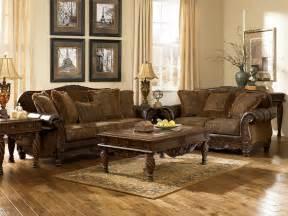 living room furniture set furniture fresco 63100 durablend antique living