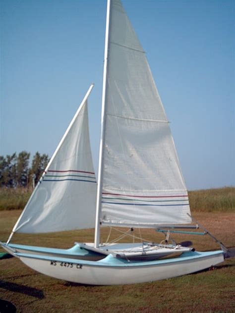 Catamaran And Venture macgregor venture 15 catamaran sailboat for sale