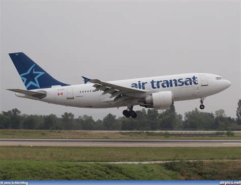 airpics net c gtsy airbus a310 300 air transat medium size