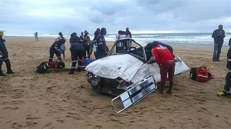 Boat Accident Umkomaas by Umkomaas Crash From Bridge Leaves Two Injured