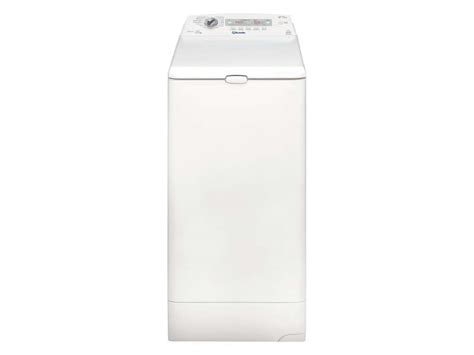 lave linge ouverture dessus 8kg vedette vlt8384 chez conforama