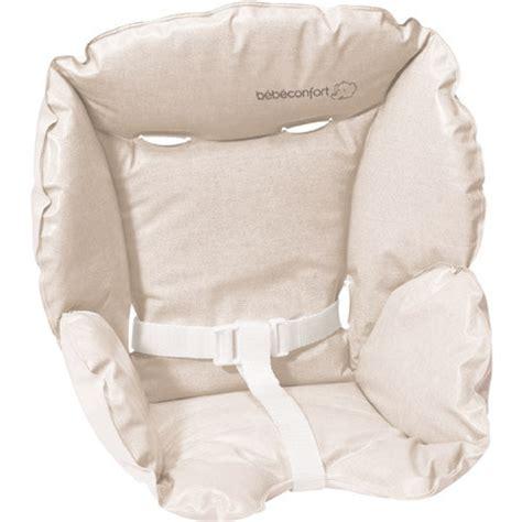 coussin de chaise harnais bebe confort avis